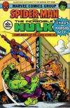 Amazing Spider-Man and the Incredible Hulk comic books