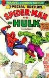 Amazing Spider-Man vs. The Hulk #1 comic books - cover scans photos Amazing Spider-Man vs. The Hulk #1 comic books - covers, picture gallery