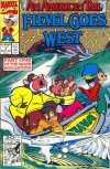 American Tail: Fievel Goes West #1 Comic Books - Covers, Scans, Photos  in American Tail: Fievel Goes West Comic Books - Covers, Scans, Gallery