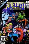 Amethyst: Princess of Gemworld #3 comic books - cover scans photos Amethyst: Princess of Gemworld #3 comic books - covers, picture gallery