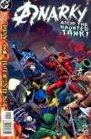 Anarky #7 comic books - cover scans photos Anarky #7 comic books - covers, picture gallery