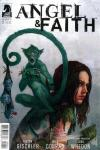 Angel & Faith: Season 10 #8 comic books for sale