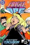 Angel and the Ape #4 comic books - cover scans photos Angel and the Ape #4 comic books - covers, picture gallery