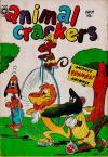 Animal Crackers comic books