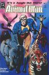 Animal Man comic books
