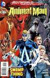 Animal Man #12 comic books - cover scans photos Animal Man #12 comic books - covers, picture gallery