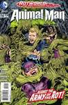Animal Man #14 Comic Books - Covers, Scans, Photos  in Animal Man Comic Books - Covers, Scans, Gallery