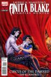 Anita Blake: Circus of the Damned - The Scoundrel comic books