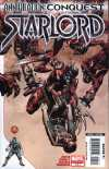 Annihilation Conquest - Starlord #4 comic books - cover scans photos Annihilation Conquest - Starlord #4 comic books - covers, picture gallery
