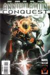 Annihilation Conquest #5 comic books for sale