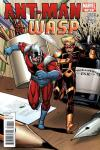 Ant-Man & Wasp #1 comic books for sale