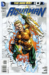 Aquaman #0 comic books - cover scans photos Aquaman #0 comic books - covers, picture gallery