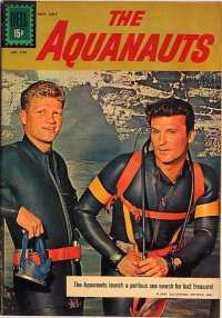 Aquanauts comic books