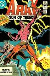 Arak/Son of Thunder #26 comic books - cover scans photos Arak/Son of Thunder #26 comic books - covers, picture gallery