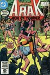 Arak/Son of Thunder #28 comic books - cover scans photos Arak/Son of Thunder #28 comic books - covers, picture gallery