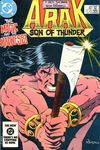 Arak/Son of Thunder #29 comic books - cover scans photos Arak/Son of Thunder #29 comic books - covers, picture gallery