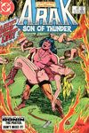 Arak/Son of Thunder #30 comic books - cover scans photos Arak/Son of Thunder #30 comic books - covers, picture gallery