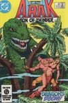 Arak/Son of Thunder #32 comic books - cover scans photos Arak/Son of Thunder #32 comic books - covers, picture gallery