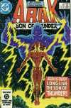 Arak/Son of Thunder #33 comic books - cover scans photos Arak/Son of Thunder #33 comic books - covers, picture gallery