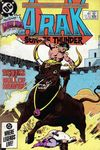 Arak/Son of Thunder #41 comic books - cover scans photos Arak/Son of Thunder #41 comic books - covers, picture gallery