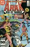Arak/Son of Thunder #46 comic books - cover scans photos Arak/Son of Thunder #46 comic books - covers, picture gallery