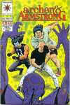 Archer & Armstrong #22 Comic Books - Covers, Scans, Photos  in Archer & Armstrong Comic Books - Covers, Scans, Gallery
