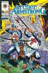 Archer & Armstrong #25 Comic Books - Covers, Scans, Photos  in Archer & Armstrong Comic Books - Covers, Scans, Gallery