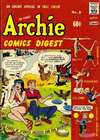 Archie Comics Digest #8 comic books - cover scans photos Archie Comics Digest #8 comic books - covers, picture gallery
