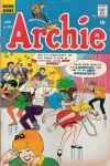 Archie Comics #172 comic books - cover scans photos Archie Comics #172 comic books - covers, picture gallery
