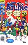 Archie Comics #354 comic books for sale