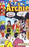 Archie Comics #355 comic books for sale