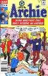 Archie Comics #397 Comic Books - Covers, Scans, Photos  in Archie Comics Comic Books - Covers, Scans, Gallery