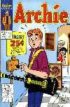 Archie Comics #419 Comic Books - Covers, Scans, Photos  in Archie Comics Comic Books - Covers, Scans, Gallery