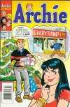 Archie Comics #444 Comic Books - Covers, Scans, Photos  in Archie Comics Comic Books - Covers, Scans, Gallery