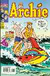Archie Comics #463 Comic Books - Covers, Scans, Photos  in Archie Comics Comic Books - Covers, Scans, Gallery