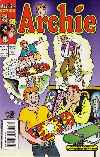 Archie Comics #472 Comic Books - Covers, Scans, Photos  in Archie Comics Comic Books - Covers, Scans, Gallery