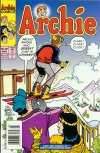 Archie Comics #481 Comic Books - Covers, Scans, Photos  in Archie Comics Comic Books - Covers, Scans, Gallery