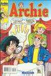 Archie Comics #493 Comic Books - Covers, Scans, Photos  in Archie Comics Comic Books - Covers, Scans, Gallery