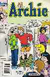 Archie Comics #506 Comic Books - Covers, Scans, Photos  in Archie Comics Comic Books - Covers, Scans, Gallery