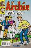 Archie Comics #522 Comic Books - Covers, Scans, Photos  in Archie Comics Comic Books - Covers, Scans, Gallery