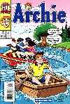 Archie Comics #523 Comic Books - Covers, Scans, Photos  in Archie Comics Comic Books - Covers, Scans, Gallery