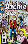 Archie Comics #531 Comic Books - Covers, Scans, Photos  in Archie Comics Comic Books - Covers, Scans, Gallery