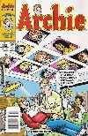 Archie Comics #532 Comic Books - Covers, Scans, Photos  in Archie Comics Comic Books - Covers, Scans, Gallery