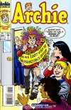 Archie Comics #534 Comic Books - Covers, Scans, Photos  in Archie Comics Comic Books - Covers, Scans, Gallery