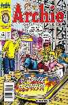 Archie Comics #535 Comic Books - Covers, Scans, Photos  in Archie Comics Comic Books - Covers, Scans, Gallery