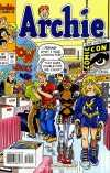 Archie Comics #538 Comic Books - Covers, Scans, Photos  in Archie Comics Comic Books - Covers, Scans, Gallery