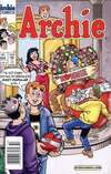 Archie Comics #554 Comic Books - Covers, Scans, Photos  in Archie Comics Comic Books - Covers, Scans, Gallery