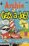 Archie Gets a Job #1 comic books - cover scans photos Archie Gets a Job #1 comic books - covers, picture gallery