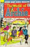 Archie Giant Series Magazine #232 comic books - cover scans photos Archie Giant Series Magazine #232 comic books - covers, picture gallery