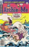 Archie and Me #122 comic books for sale